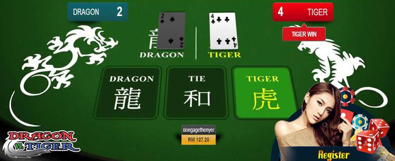 dragon tiger gclub